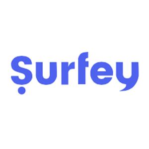 Surfey.cz zľavové kupóny a akcie