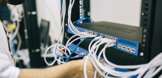 Datacentrum dedikované servery