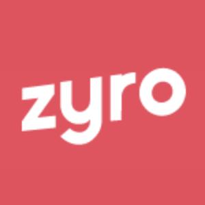 Zyro.com page builder zľavové kupóny a akcie